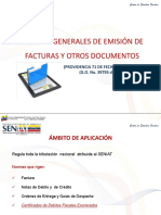Facturacion Providencia 0071 2016