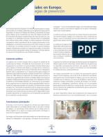 Summary Psychosocial Risks in Europe-es
