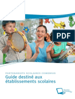 Partenariat Guide Aux Etablissements
