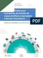 Protocolo de Gases de Efecto Invernadero