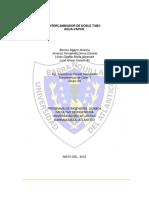 Informe Doble Tubo Calor1