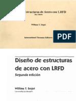 29. Diseño de Estructuras de Acero Con Lrfd - Segui