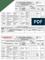 101958969 Plan de Inspeccion y Ensayos Civil Odebrecht Guía Plan de Ensayos