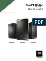 Manual Jbl Eon615