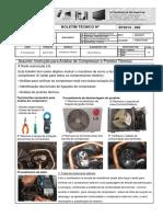 BT2013 - 092 - Instrução Para Análise de Compressor e Protetor Térmico
