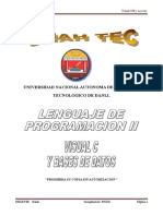 Material de Apoyo Program II Segundo Exam y Proyecto