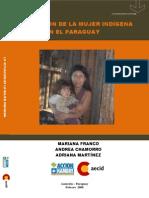 La Situacion de La Mujer Indigena en Paraguay