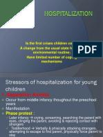 (8th) Hospitalization