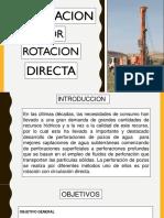 Exposicion de Rotacion Directa