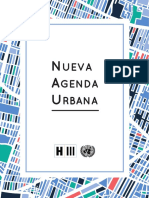 Nueva Agenda Urbana-Spanish
