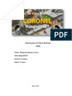 TCC Coronel thiago43427 - Polícia DPH