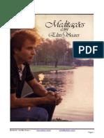 Meditações Com Elias Soares