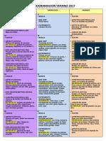 Programacion Verano Recreativo 2017 (1)
