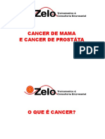 Cancer de Mama e Prostata