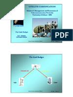 Satcom Course 2-The Link Budget (1)