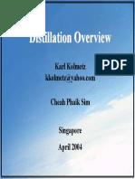 Distillation Paper