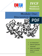 Module 1_Discussion Group Program_4th Edition