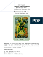Aleister Crowley & Freda Harris - ToTH Tarot Esej