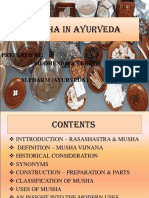 Musha in Ayurveda