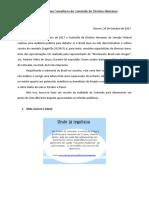 Carta Ao Senado ComissaoDeDireitosHumanos 1