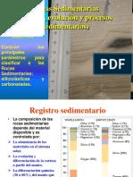 ocas Sedimentarias