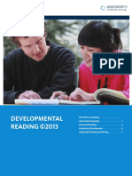 ELT Asia Developmental Reading 2013