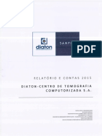 Relatório e Contas Diaton 2015