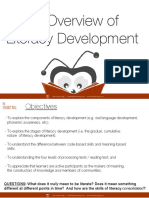 An Overview of Literacy Development Share