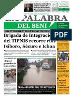 La Palabra Del Beni, Bolivia 14-04-2013