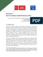 Case study - Pescanova