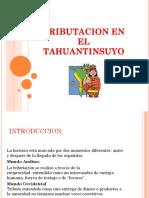 Tributacion en El Tahuantinsuyo Acu
