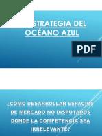 Resumen Océano Azul