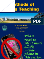 13. Methods of Class Teaching (D.el.Ed.)