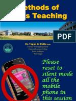 13. Methods of Class Teaching (D.el.Ed.)
