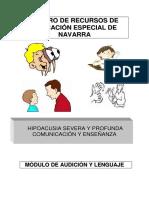 15 Intervención en Sordos. CEE Navarra