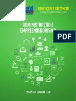 Apostila - Administração e Empreendedorismo - Unidade 5