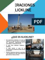Operaciones Slickline Expo