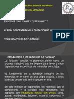 6. Reactivos de Flotación (1)