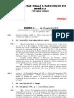 PROIECT-DECIZIE-CONSILIUL-UNBR-MODIFICARE-A-DECIZIEI-268-2007-REGULAMENT-CADRU-EXAMEN-DRAFT-PFG-220710-H1137-WEBSITE[1]