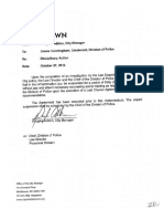 Cooper John Employment Agreement