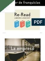 Dossier de Franquicia Re-Read v3.0