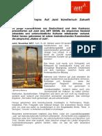 +++ Pressemeldung - Design your Utopia- Auf Juist künstlerisch Zukunft gestalten +++