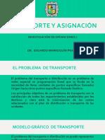 Transporte y Asignación