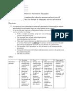 edsc304 - assessment plan summative webercise presentation on infographic