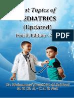Hot Topics of PEDIATRICS Updated 4th Edition 2016