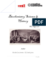 Biochemistry Science and History.pdf
