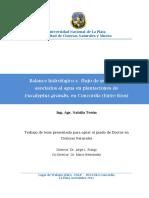 Balance Hidrológico y Flujo de Nutrientes (1) (1)