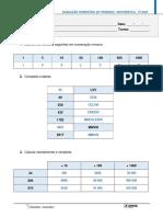 2per Matematica 3 Ficha Sol