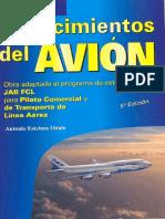 Oñate - Conocimientos Del Avion