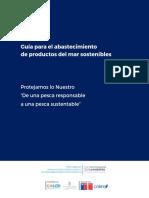 Guía de Abastecimiento de Productos Del Mar Sostenibles